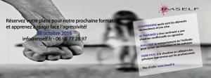 Promo formation gestion de l'agressivité octobre 2016